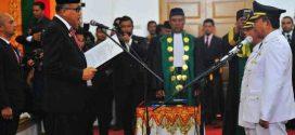 Wakil Ketua MS Meureudu Menghadiri Pelantikan Bupati dan Wakil Bupati Pidie Jaya
