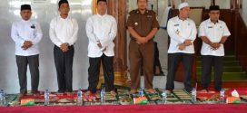 Ketua MS Meureudu Mengahadiri Pembukaan Pelatihan Manasik Haji