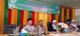Ketua MS Meureudu Menghadiri Acara Pendidikan Kader Ulama (PKU)