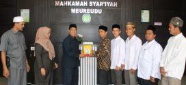 Mahasiswa Magang Dari STIS UMMUL AYMAN Dijemput Dosen Pembimbing