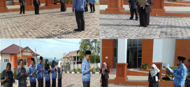 Pelaksanaan Upacara Memperingati Hari Kesaktian Pancasila