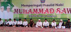 Peringatan Maulid Nabi Muhammad SAW di Kabupaten Pidie Jaya