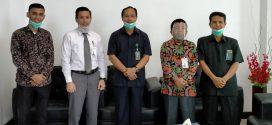 Kepala Bank Syariah Mandiri KCP Meureudu Berkunjung Ke MS Meureudu