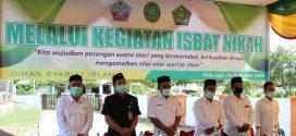 Pembukaan Sidang  Isbat Nikah Terpadu  Kabupaten Pidie Jaya Tahun 2020