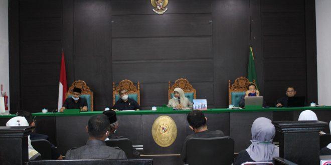 MS Aceh  Laksanakan Pengawasan dan Pembinaan di MS Meureudu