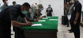 MS Meureudu Laksanakan Penandatangan Pakta Integritas Tahun 2021