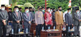 Ketua MS Meureudu Hadiri Peringatan HAB ke-75 Kementerian Agama RI di Pidie Jaya