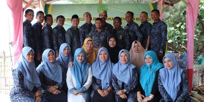 Halal Bi Halal dan Pengantar Tugas Wakil Ketua Mahkamah Syar'iyah Meureudu.