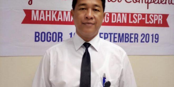 Ketua MS Meureudu Mengikuti Pelatihan Sertifikasi Manajemen Media, Pelatihan Bahasa Inggris dan Pelatihan Mentoring Leader Tahun 2019.