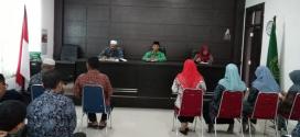 Ketua Mahkamah Syar'iyah Meureudu Melaksanakan Rapat Sosialisasi Hasil Rakor