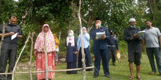 Mahkamah Syar'iyah Meureudu Laksanakan Descente Perkara Kewarisan