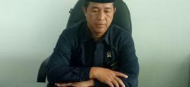 Ketua MS Meureudu Menyaksikan Live Streeming Peresmian PTSP Badilag Dan Virtual Meeting