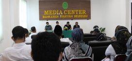 MS Meureudu Mengikuti DDTK Yang Dilaksanakan Oleh MS Aceh