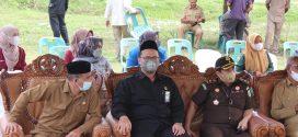 Hakim Pengawas MS Meureudu, Hadiri Pelaksanaan Eksekusi Cambuk