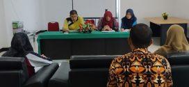 Wakil Ketua MS Meureudu Pimpin Rapat Bagian Kepaniteraan