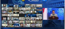 MS Meureudu Ikuti Peluncuran Aplikasi E-Bima